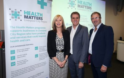 Health Matters programme launches in Liverpool City Region