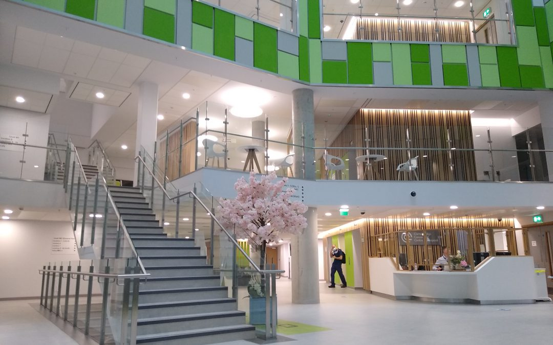 Major new cancer hospital opens in Liverpool