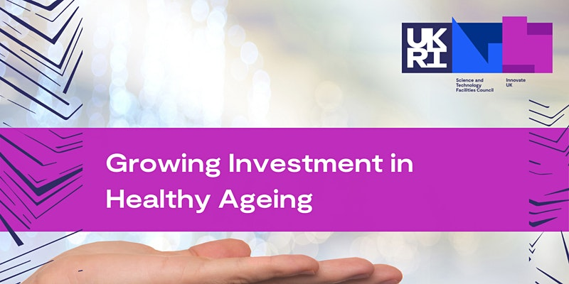 Event: Growing Investment in Healthy Ageing